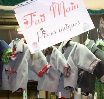 Venez découvrir les vêtements de bébé de 0 à 24 mois de l'Atelier Mamouchka. Pièces uniques, fait main, artisanat made in France